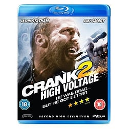 Crank 2: High VoltageBlu-ray
