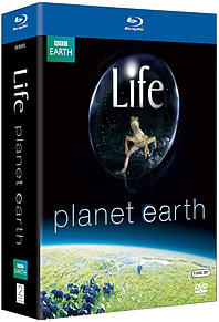Planet Earth & Life Box SetBlu-ray