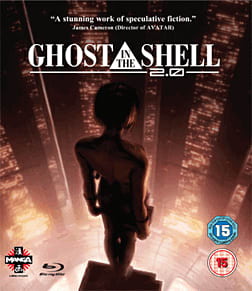 Ghost in the Shell 2.0Blu-ray