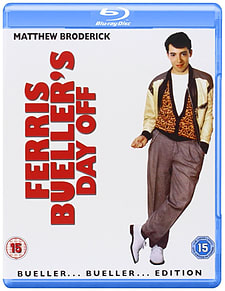 Ferris Bueller's Day OffBlu-ray