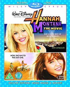 Hannah Montana: The MovieBlu-ray