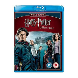 Harry Potter and the Goblet of FireBlu-ray