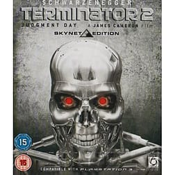 Terminator 2: Judgement Day (Skynet Edition)Blu-ray