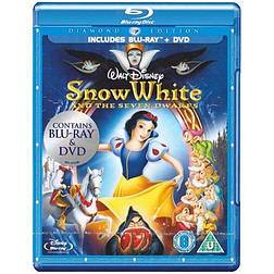 Snow White and The Seven DwarfsBlu-ray