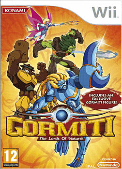 Gormiti: The Lords of Nature! for Wii
