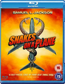 Snakes on a PlaneBlu-ray