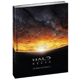 Halo: Reach Limited Edition Strategy GuideStrategy Guides & Books