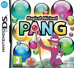 Pang: Magical Michael for NDS