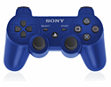 DualShock 3 Wireless Controller - Blue Accessories