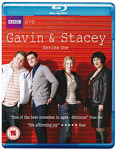 Gavin And Stacey - Series 1Blu-ray