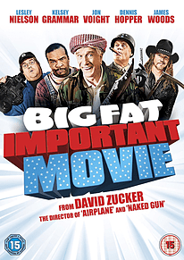 Big Fat Important MovieBlu-ray