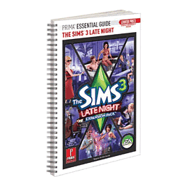 The Sims 3: Late Night Prima Strategy GuideStrategy Guides & Books