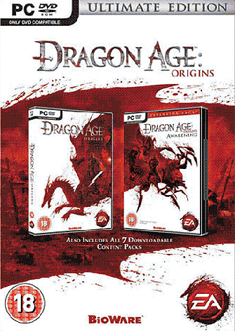 Dragon Age Origins on PC, PS3 and Xbox 360 at GAME
