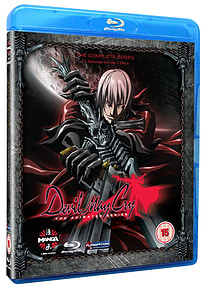 Devil May CryBlu-ray