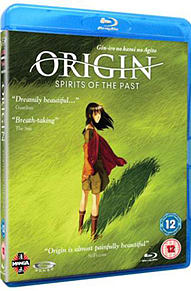 Origin - Spirits of the PastBlu-ray