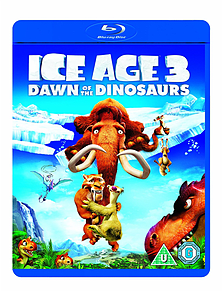 Ice Age 3: Dawn of the DinosaursBlu-ray