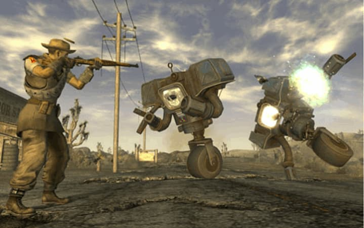 Коды к игре Fallout 3 New Vegas