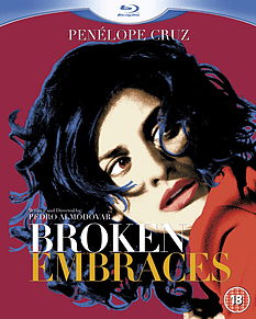 Broken EmbracesBlu-ray