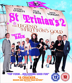 St Trinian's 2: The Legend of Fritton's GoldBlu-ray
