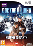 Dr Who: Return To Earth Wii