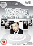 We Sing: Robbie Williams (Software Only) Wii