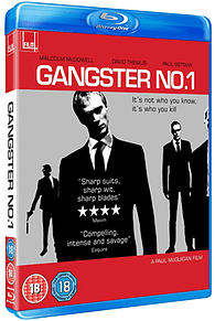 Gangster No. 1Blu-ray