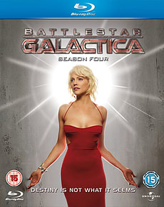 Battlestar Galactica: Season 4Blu-ray