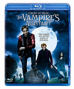 Cirque Du Freak: The Vampire's AssistantBlu-ray