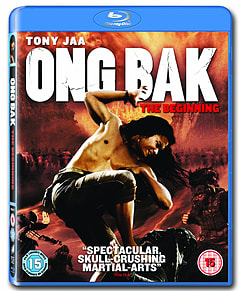 Ong Bak the BeginningBlu-ray