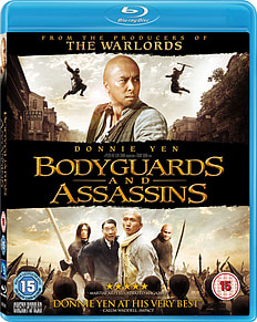 Bodyguards and AssassinsBlu-ray