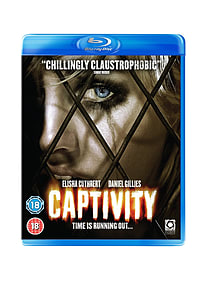 CaptivityBlu-ray
