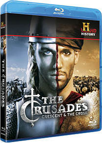 Crusades The: Crecent and The CrossBlu-ray