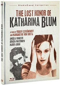 Lost Honour of Katharina BlumBlu-ray
