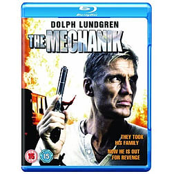 Mechanik The (Dolf Lundgren)Blu-ray