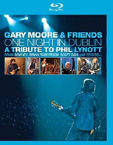 Gary Moore and Friends: One Night in DublinBlu-ray