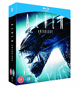 Alien AnthologyBlu-ray