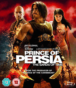 Prince of Persia: Sands of TimeBlu-ray