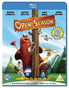 Open Season 3DBlu-ray