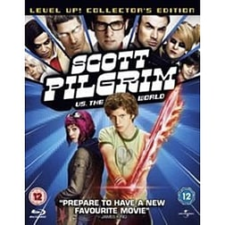 Scott Pilgrim vs The WorldBlu-ray