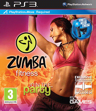 Zumba fitness for Wii, Xbox 360 and PS3 at GAME