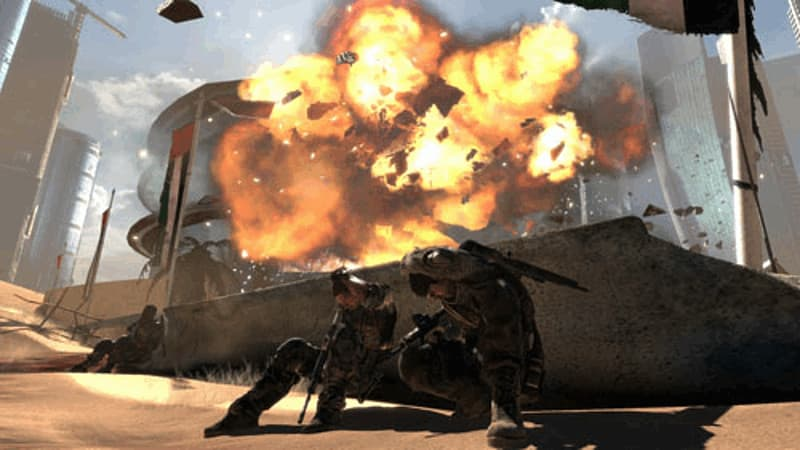 Third-person shooter with consequences Spec Ops the Line at GAME