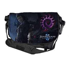 Razer Starcraft II Zerg Messenger Bag