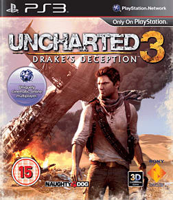 Uncharted 3: Drake's DeceptionPlayStation 3