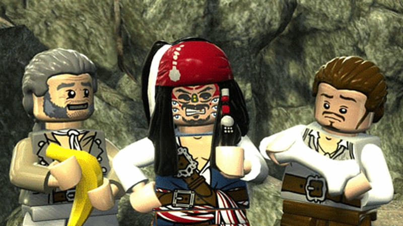 LEGO Pirates of the Carribean on Xbox 360, PlayStation 3, Wii, PC, PS Vita, 3DS and DS at GAME