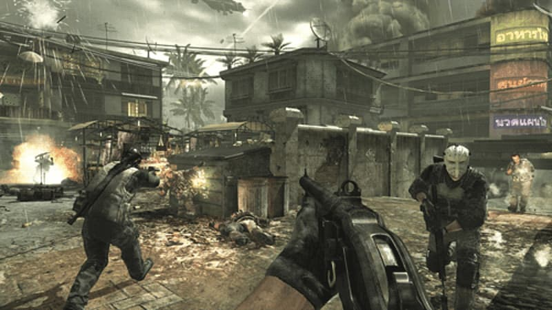 call of duty mw3 wii download