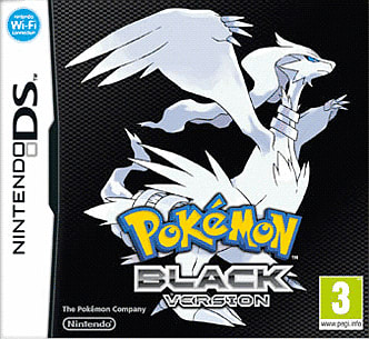 Pokemon Black and White on Nintendo DS at GAME