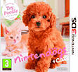 Nintendogs and Cats Poodle 3DS
