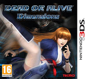 Dead or Alive Dimensions on 3DS at GAME