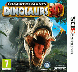 Combat of Giants: Dinosaurs 3D2DS/3DS