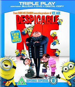 Despicable MeBlu-ray